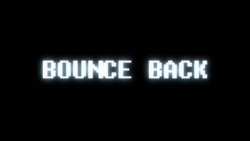 Photo of Bounce back یا بازگشت به عقب چیست؟