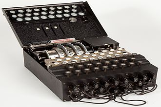 نمونه ماشین انیگما