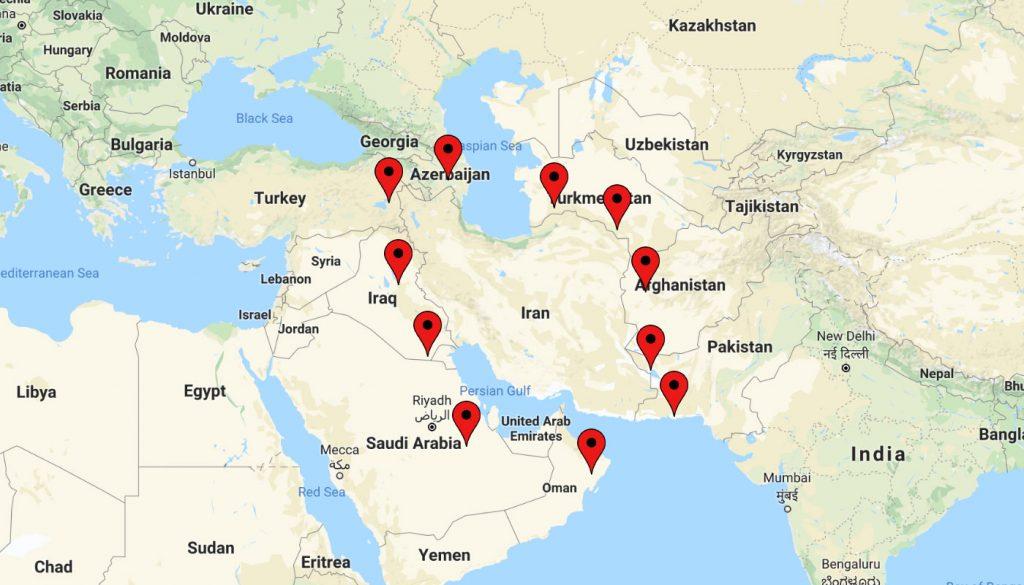 شناسایی کاربران ایران توسط گوگل