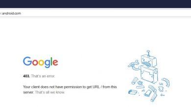 Photo of شدت تحریم های گوگل علیه کاربران ایرانی